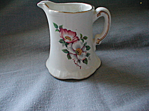 Porcelain Cream Or Syrup Pitcher