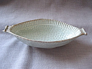 California Pottery Relish Dish (Image1)