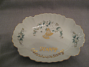 Lefton Anniversary Candy Dish (Image1)