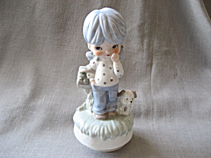 Sankyo Girl Music Box (Image1)