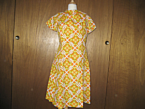 1960's/1970's Hip Hugger Dress (Image1)