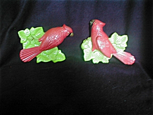 Chalkware Red Cardinals (Image1)