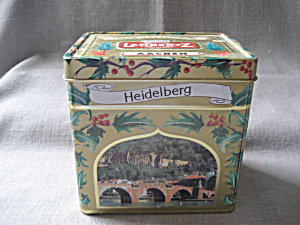 Tin Box Music Box