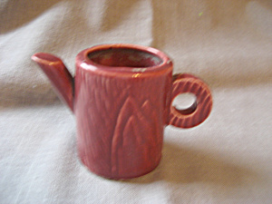 Miniture Porcelain Pitcher Planter (Image1)