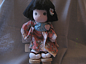 Precious Moments The World's Children Doll