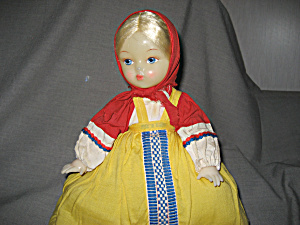 Tea Cosey Doll (Image1)