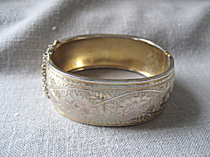 Gold and Silver Bracelet (Image1)