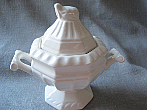 Miniture Tureen Sugar or Jelly Bowl (Image1)