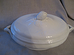 Meakin Covered Serving Dish