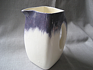 Pottery Milk Pitcher (Image1)
