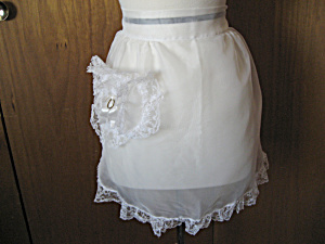 Wedding Apron