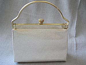 Gold Evening Bag (Image1)