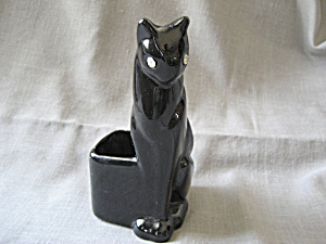 Black Cat Planter (Image1)