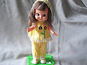 Pajama Doll Made In Hong Kong