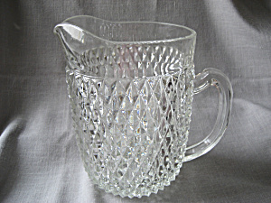 Diamond Point Pitcher (Image1)