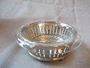 Depression Glass Candy Dish (Image1)