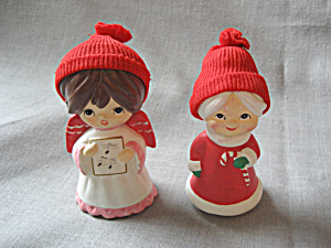 Mrs Santa and Angel (Image1)