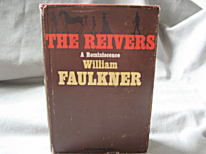 First Edition The Reivers (Image1)
