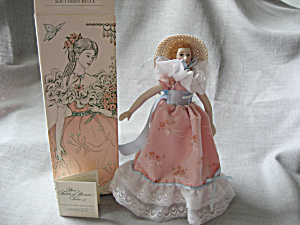 Avon Souther Belle Porcelain Doll