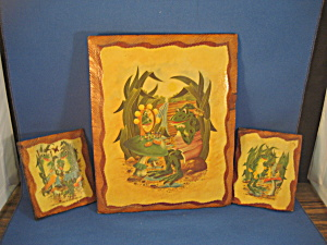 Fron Wooden Plaques