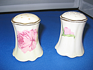 Royal Austria Salt And Pepper Shakers