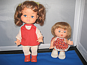 Two Plastic Dolls (Image1)