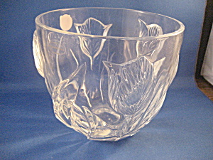 24% Lead Crystal Bowl