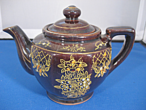 Little Brown Tea Pot (Image1)