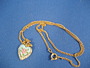 Child Heart Necklace (Image1)
