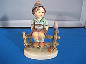 1938 Wayside Harmony Hummel Figurine (Image1)