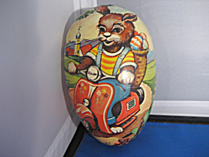 Paper Mache Easter Egg (Image1)