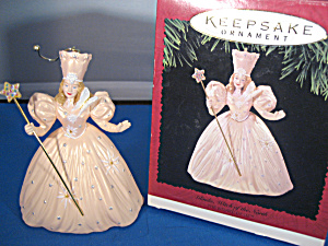 Glinda Witch Of The North Ornament