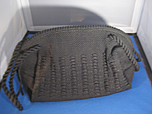 Vintage Cord Zipper Purse (Image1)