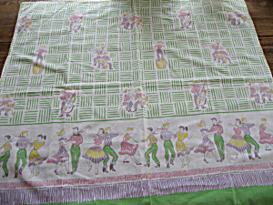 Squaredancing Table Cloth