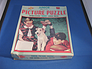 Football Fans Vintage Puzzle (Image1)
