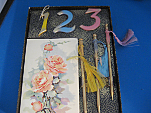 1 2 3 Bridge Gift Set