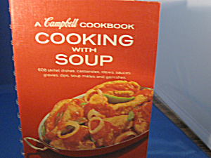 Campbell Soup Cookbook (Image1)