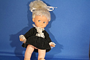 Plastic Doll From Jollys Toys