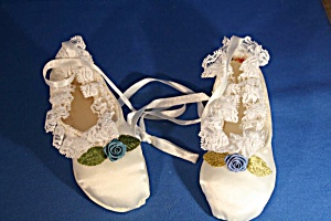 Cloth Ballet Slippers
