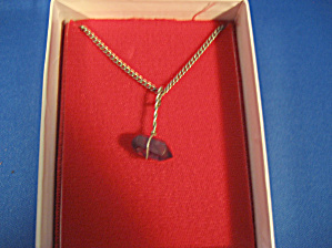 Amethyst Crystal Necklace (Image1)