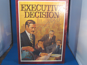 Executive Decision Shelf Game (Image1)