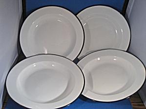 Four Enamel Bowls (Image1)