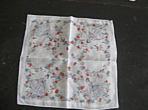 Ballerina Handkerchief (Image1)