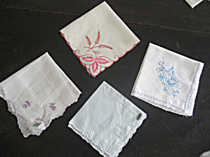 Four Handkerchiefs (Image1)