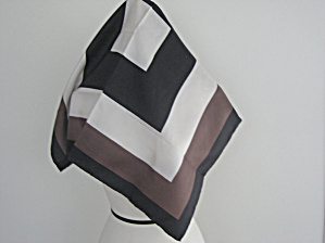 100% Silk Scarf From Italy
