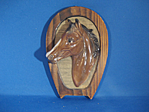 Horse Head Plaque (Image1)