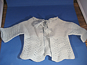 Hand Made Infant Sweater (Image1)