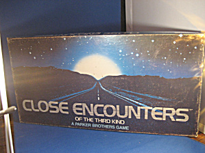 Close Encounters of the Third Kind Board Game (Image1)