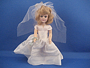 United State Bride Doll