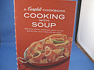 Campbells Cooking With Soup Cookbook